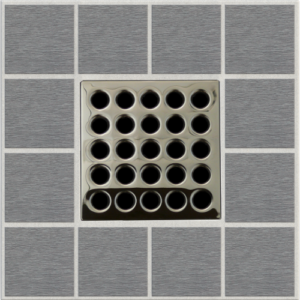 PRO Drain Cover - Polished Nickel