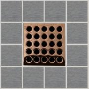 Polished Copper in Tile 2