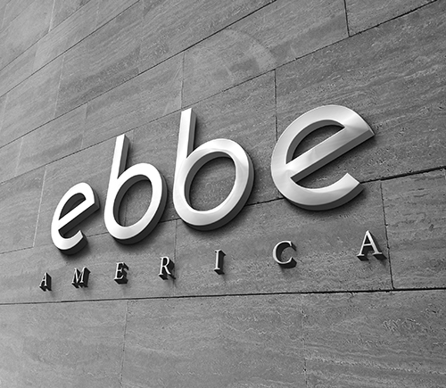 ebbe gold on wall BW-500
