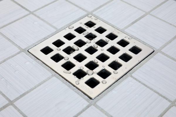 GRATE DEAL - QUADRA - Polished Stainless Steel