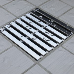 GRATE DEAL - PARALLEL - Polished Chrome