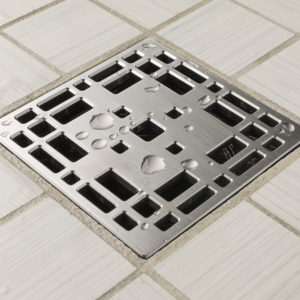 GRATE DEAL - PRAIRIE - Satin Stainless Steel