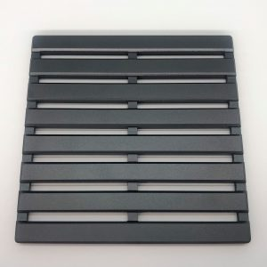 PARALLEL - Matte Black - Unique Drain Cover