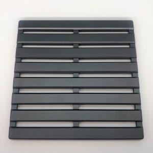 PARALLEL - Matte Black - Unique Drain Cover