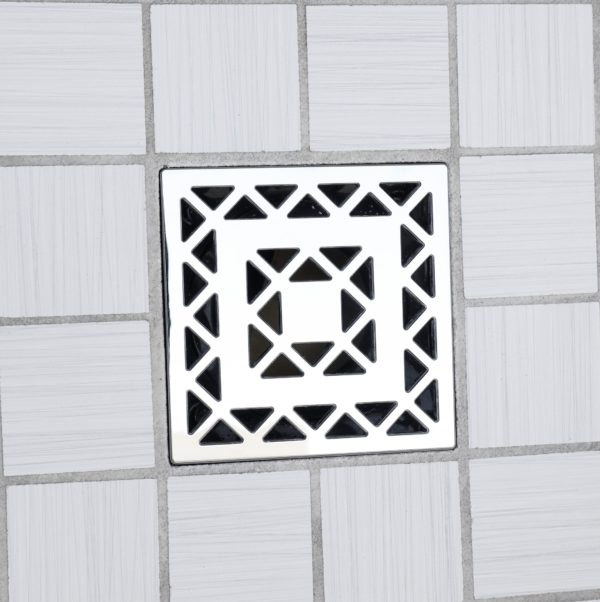 GRATE DEAL - LATTICE - Polished Stainless Steel